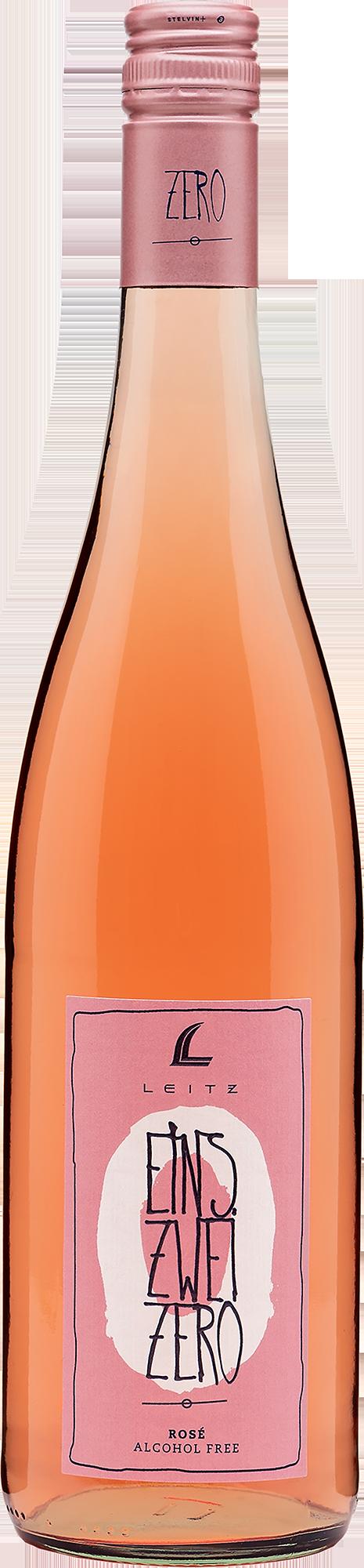 Alkoholfritt Leitz Zero Rosé