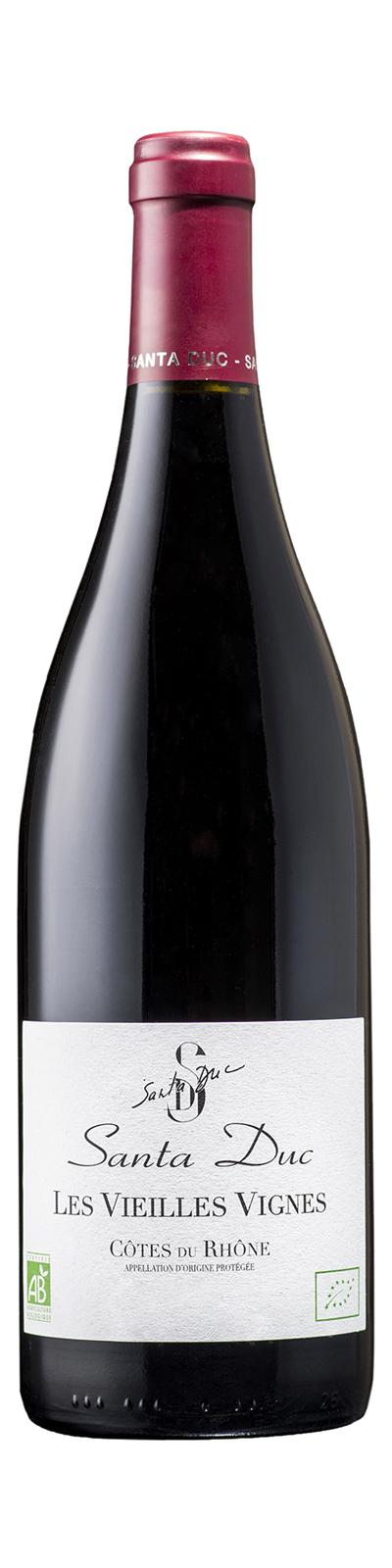 Côtes du Rhône les Vieilles Vignes