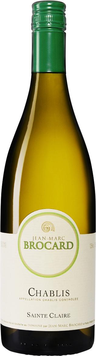 Chablis Sainte Claire - bästa vita vinet