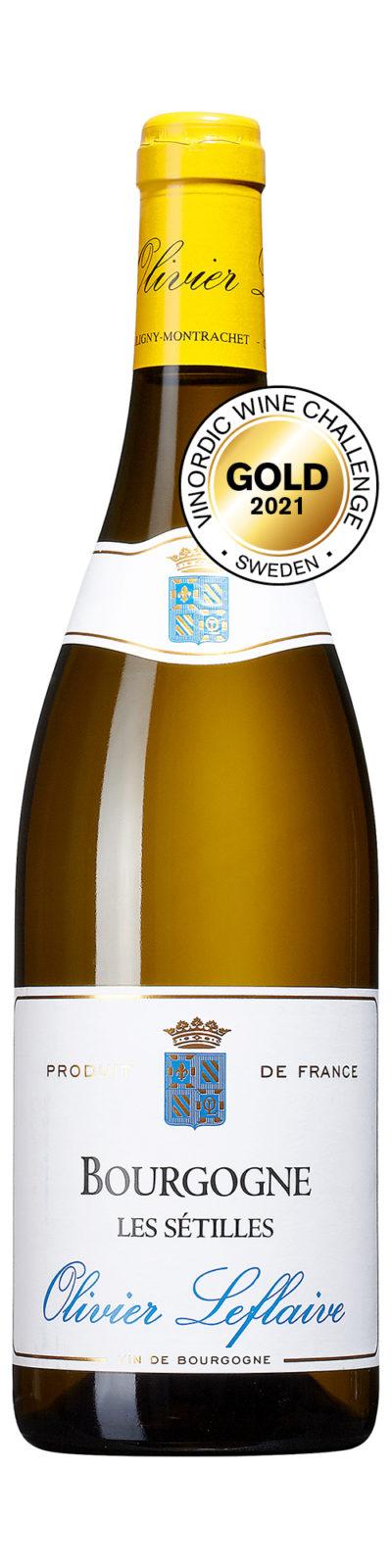 Leflaive Bourgogne Blanc Les Sétilles