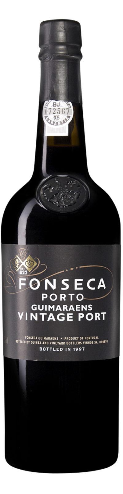 Fonseca Guimaraens Vintage Port 1996 halvflaska