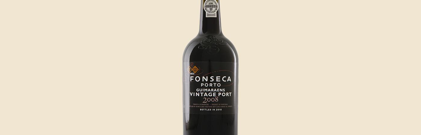 Fonseca Portvin Guimaraens Vintage 2008