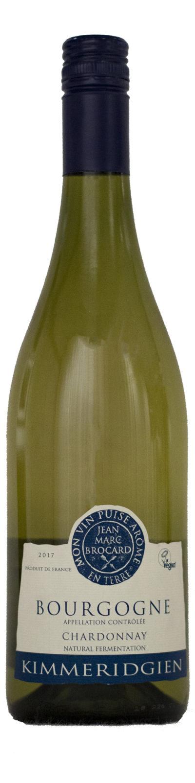 Brocard Bourgogne Blanc Kimmeridgien