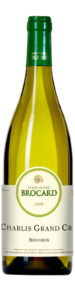 Brocard Chablis Grand Cru Bougros 2008