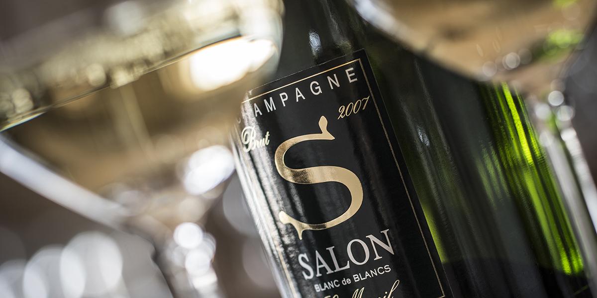 Champagne Salon årgång 2007