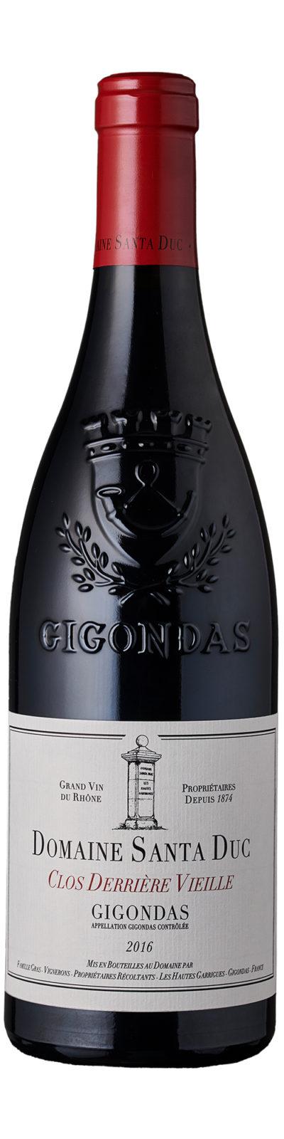 Gigondas Clos Derrière Vieille