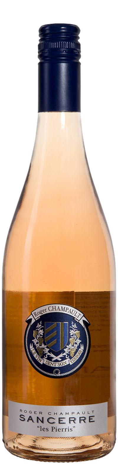 Champault Les Pierris Rosé