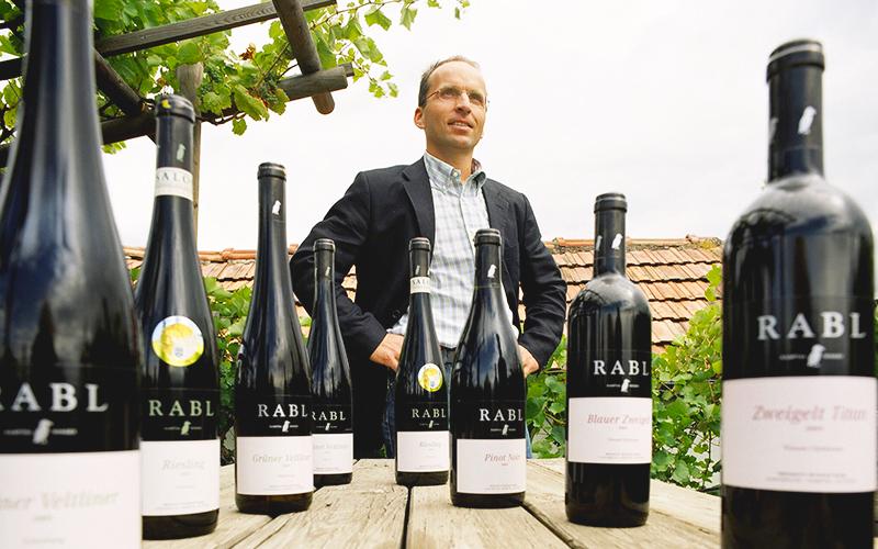 Rabl Winemakerdinner