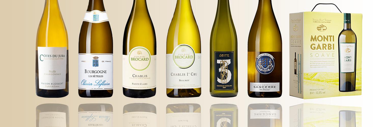 Bästa vita vinerna enligt Allt om Vin