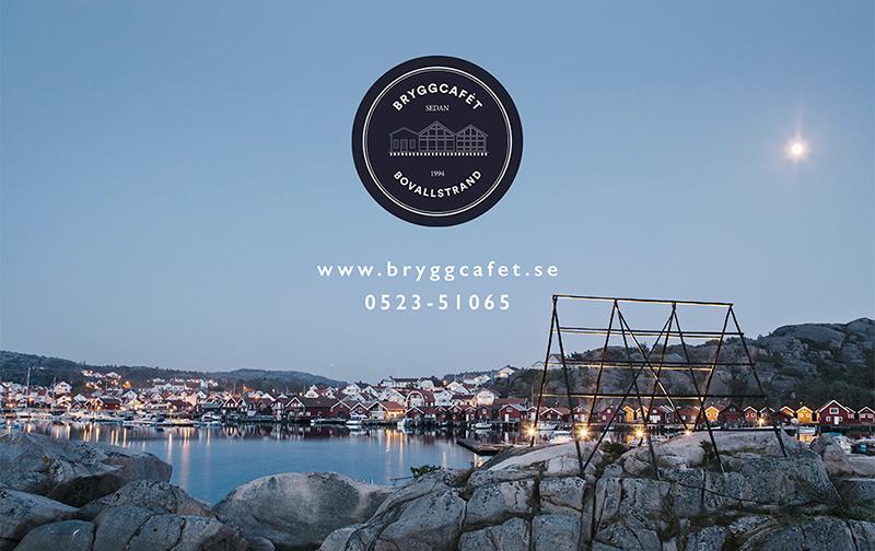 Bryggcafét Bovallstrand