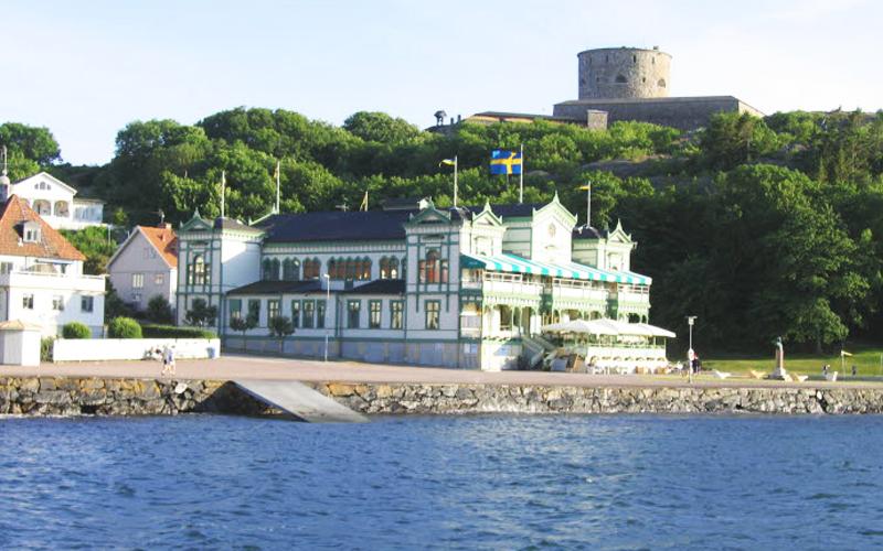 Societetshuset Marstrand