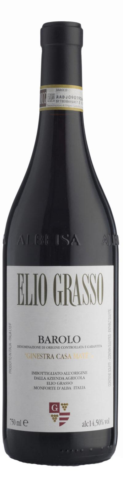 Elio Grasso Ginestra Casa Maté
