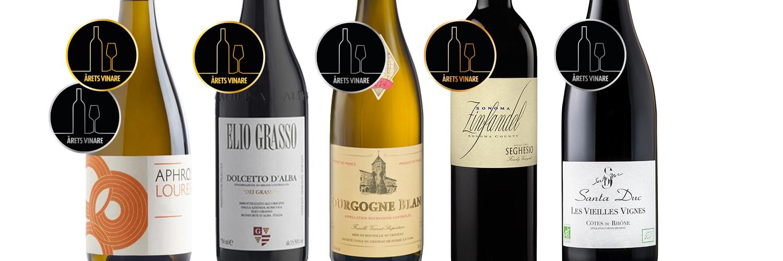 Årets bästa viner 2019