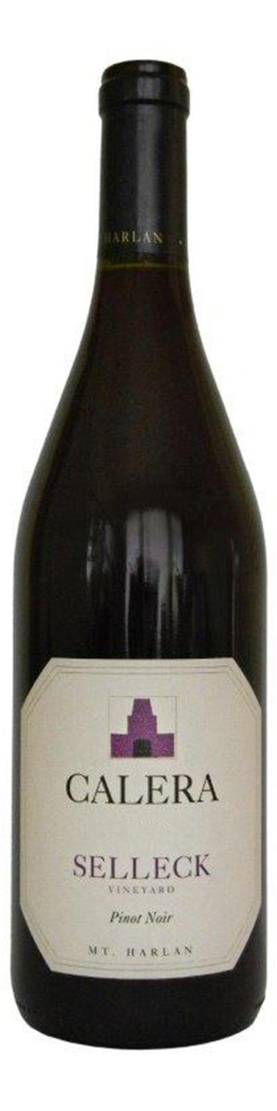 Calera Mt Harlan Selleck Pinot Noir