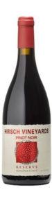 Hirsch Reserve Pinot Noir