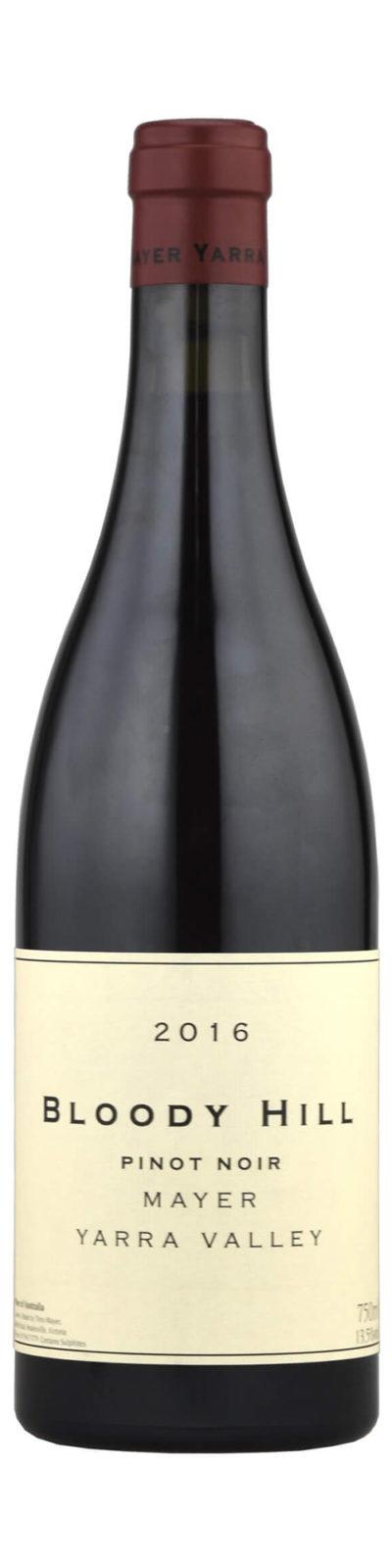 Mayer Bloody Hill Pinot Noir
