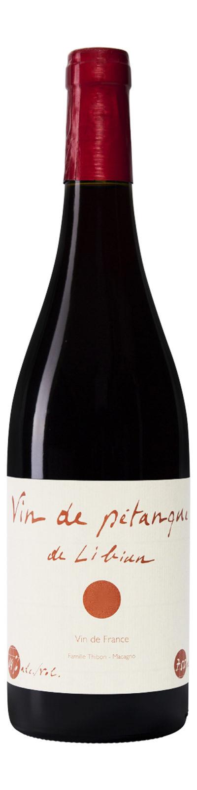 Mas de Libian Vin de Petanque